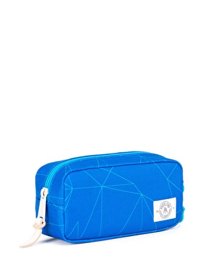 Parkland High Point Pencil Case - Blue Tangent
