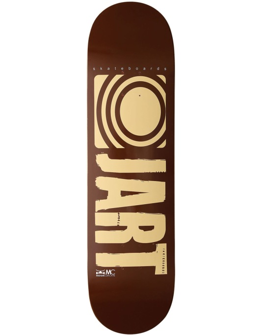 Jart Basic Logo Team Deck - 8.5""