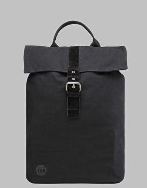 Mi-Pac Canvas Day Pack - Black