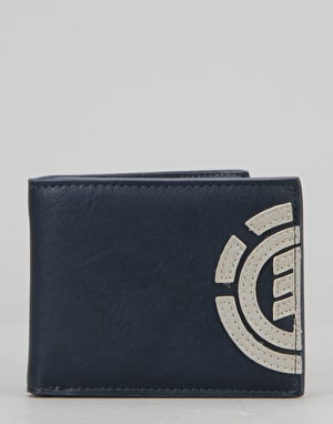 Element Daily Wallet - Eclipse Navy