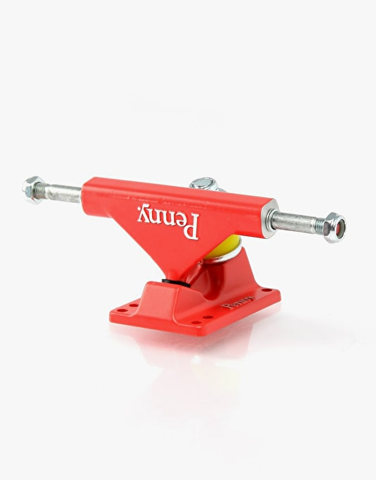 "Penny 4"" Cruiser Trucks - Red"