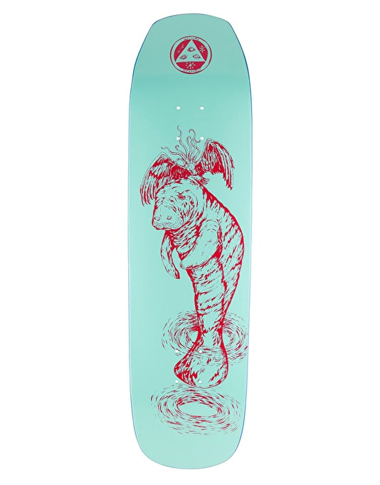 Welcome Mermaid on Banshee 86 Team Deck - 8.6""