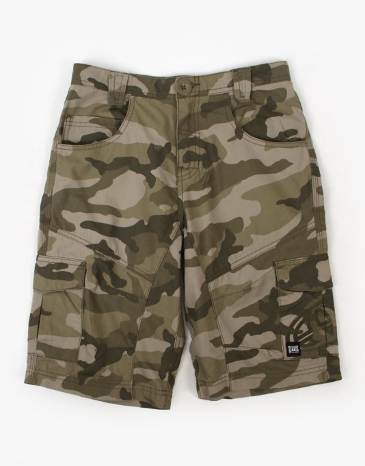 Animal Assassin Boys Cargo Shorts