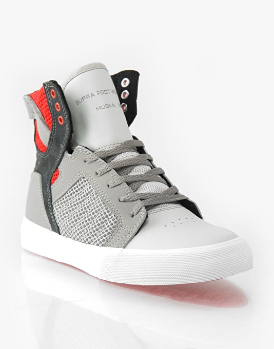 Supra Skytop Boys Skate Shoes