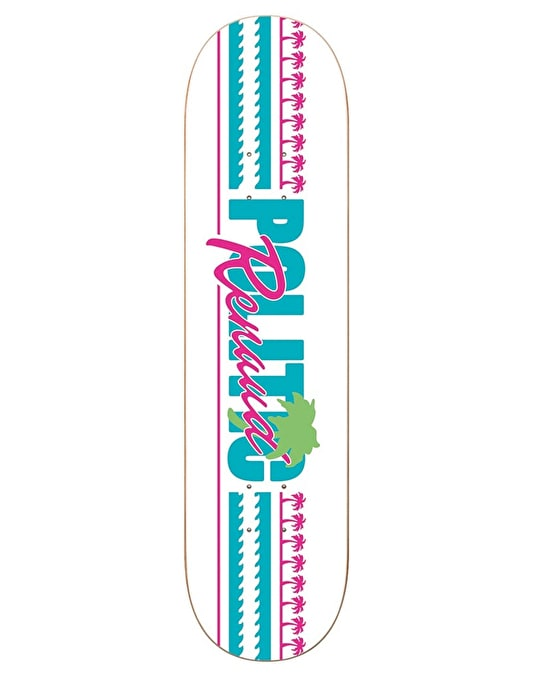 Politic Renaud Subs Pro Deck - 8.25""