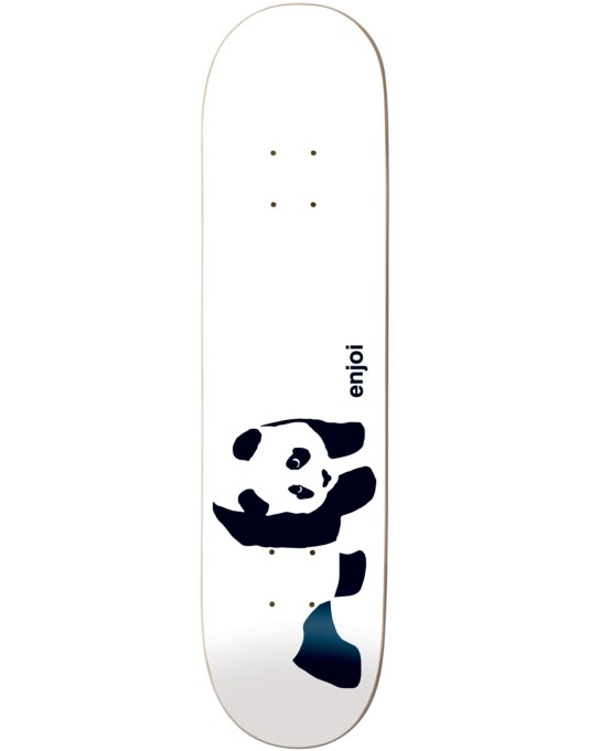 Enjoi Whitey Panda Team Deck - 7.6""