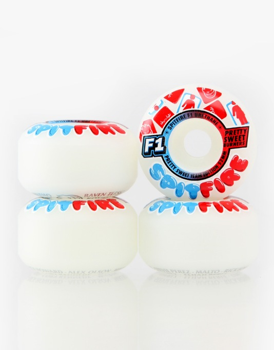 Spitfire x Pretty Sweet F1 SB Team Wheel - 52mm