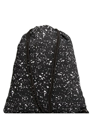 Mi-Pac Splattered Kit Bag - Black/White