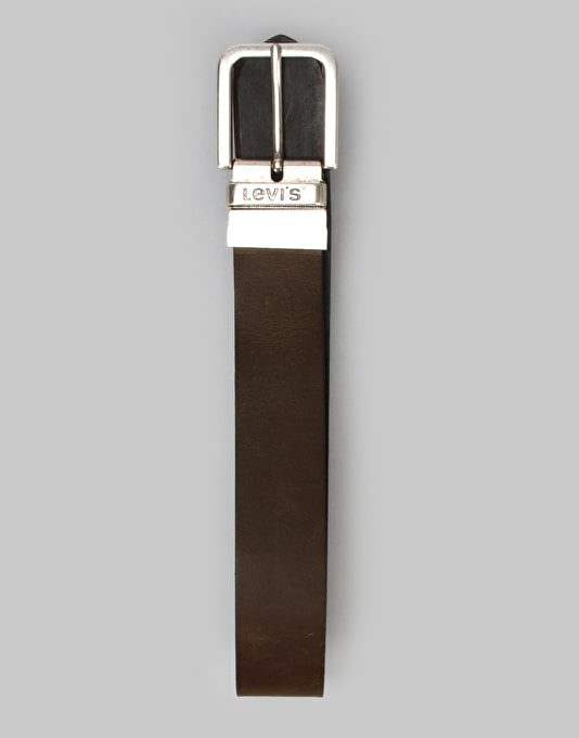 Levis Reversible Core Leather Belt - Black Brown   Mens Leather Belts    Skate Accessories   Route One f3e182ce99a