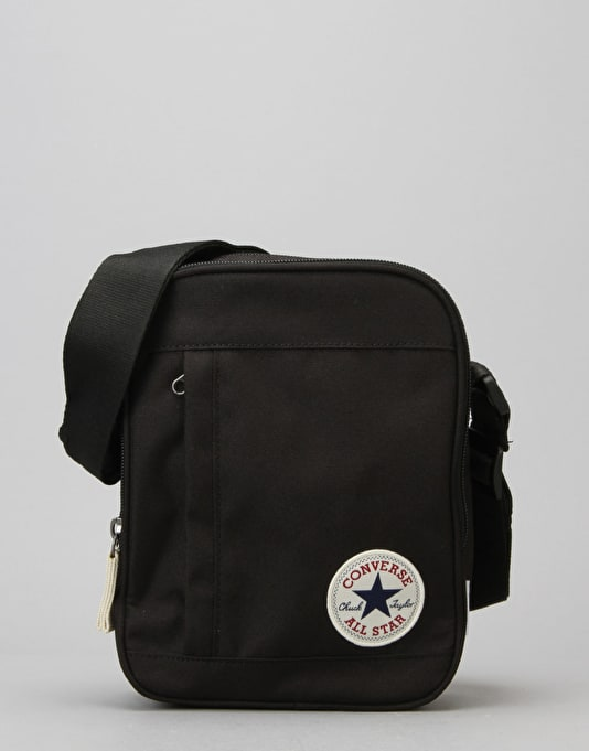 Converse Cross Body Bag - Black