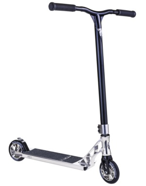 Grit Invader 125 2016 Scooter - Polished/Black