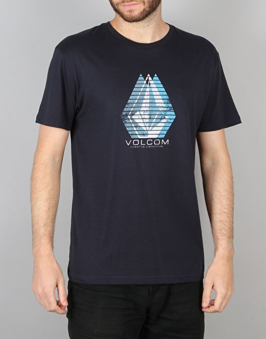 Volcom Minor T-Shirt - Navy