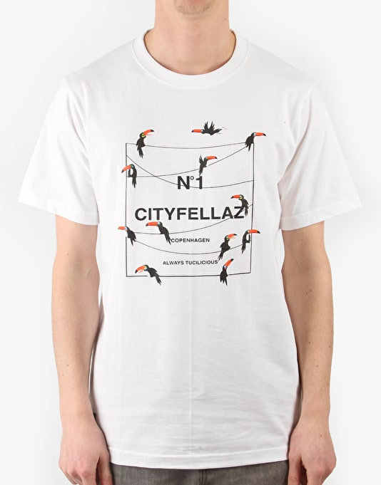 City Fellaz No.1 T-Shirt