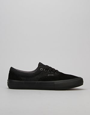 Vans Era Pro Skate Shoes - Black/Black/Asphalt
