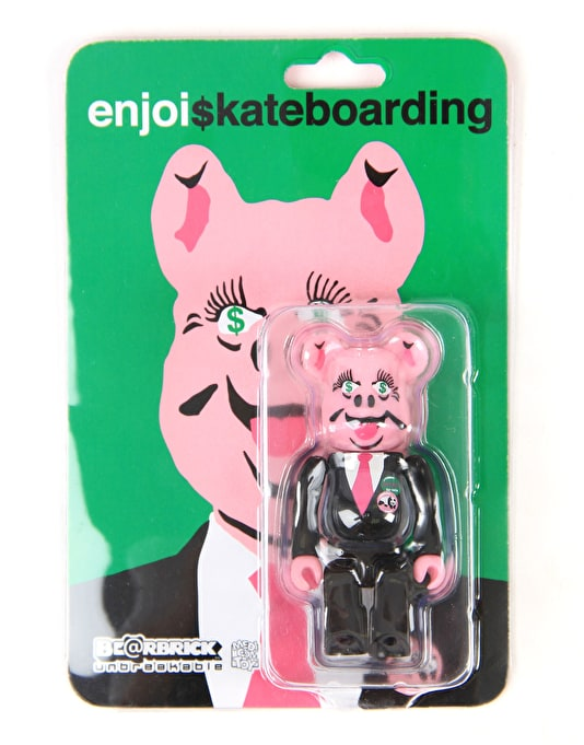 Enjoi Bearbrick Action Figure