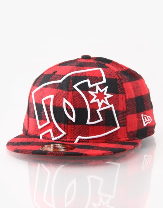 DC Coverage II New Era Fitted Cap