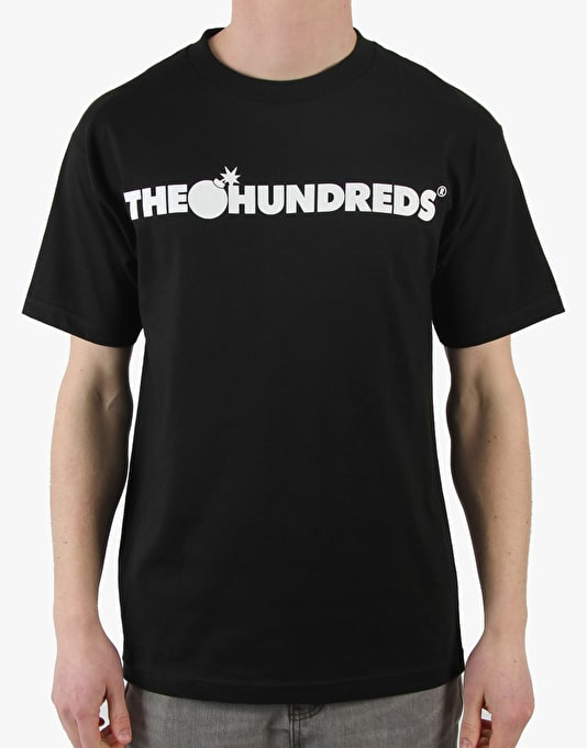 The Hundreds Forever Bar T-Shirt - Black