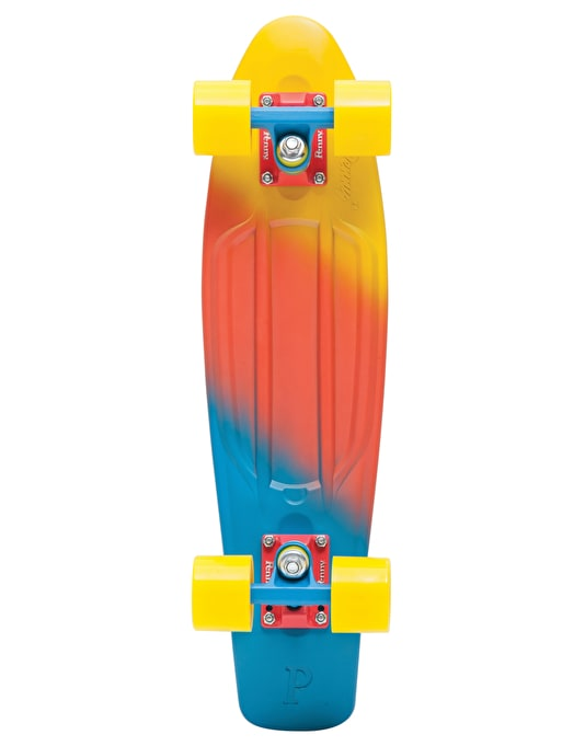 "Penny Skateboards Fades Series Cruiser - 22"" - Canary"