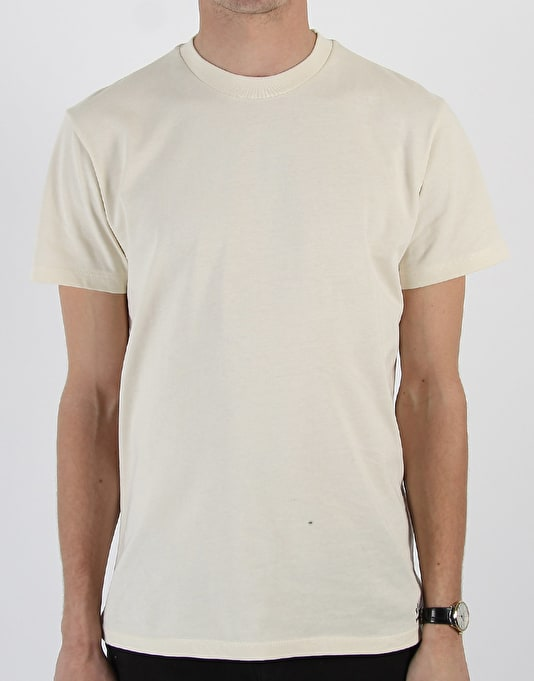 Route One Basic T-Shirt- Off White