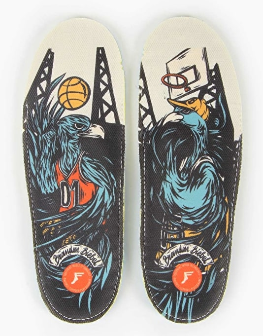 Footprint King Foam Orthotic Insoles - Brandon Biebel