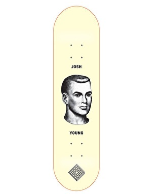 The National Skateboard Co. Young Manhead Pro Deck - 8