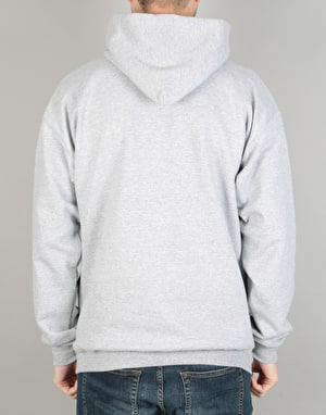 Thrasher Skate Mag Pullover Hoodie - Heather Grey