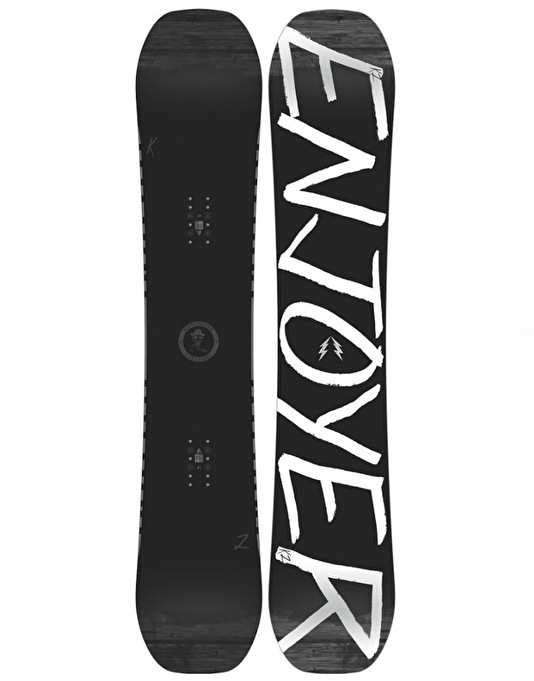 K2 WWW Enjoyer 2016 Snowboard - 148