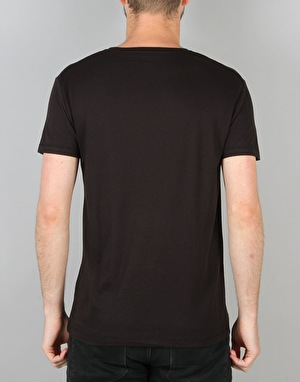 Volcom Cloud Stone T-Shirt - Black