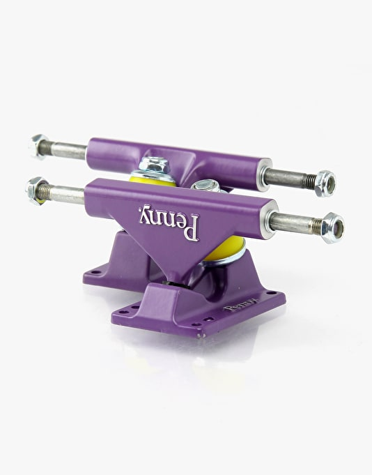 "Penny 4"" Cruiser Trucks - Purple"