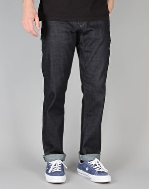 Nike SB FTM Blue Denim 5-Pocket Pants - Dark Obsidian