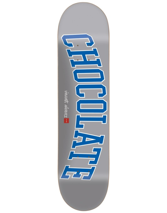Chocolate Alvarez League Pro Deck - 8.25""