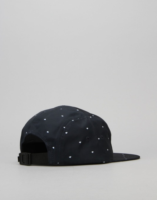 Diamond Supply Co. Deco 5 Panel Cap - Navy
