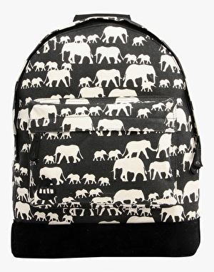 Mi-Pac Elephants Backpack - Black