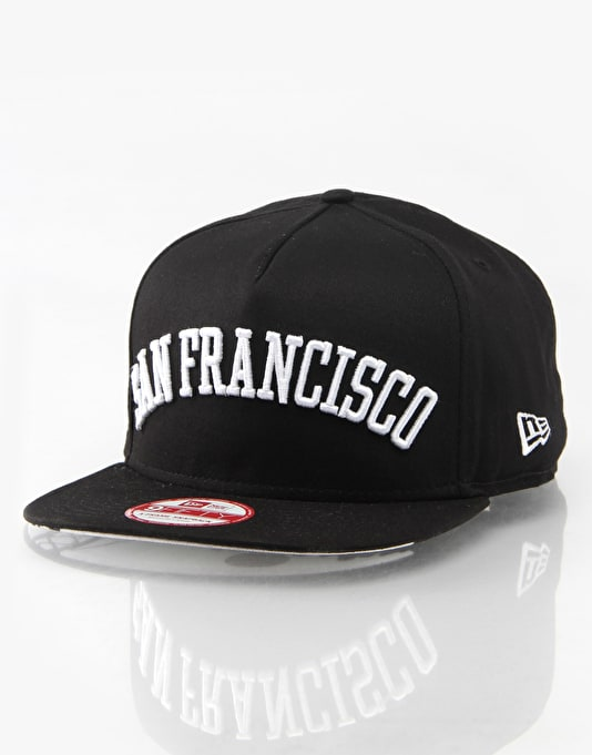 New Era MLB San Francisco Giants Flip Up City Cap
