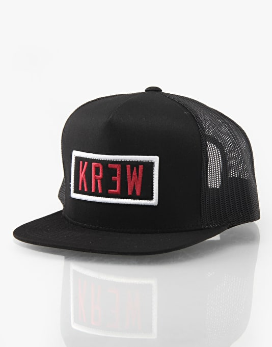 Kr3w Seed 2 Patch Trucker Mesh Cap
