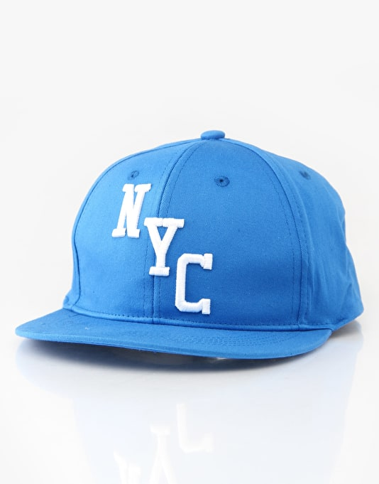 Zoo York Bronson Snapback Cap - Royal