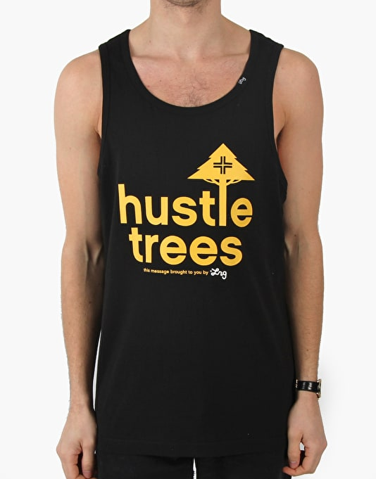 LRG Core Collection Hustle Trees Vest