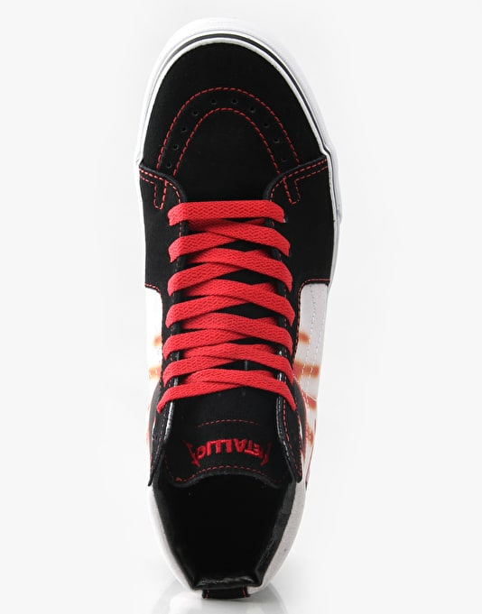 Vans x Metallica Skate Hi Skate Shoes