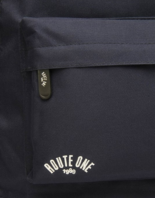 Route One Backpack - Navy