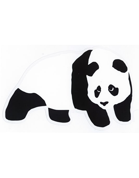 Enjoi Panda Sticker