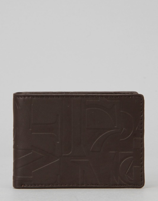 Volcom Art Wallet - Brown
