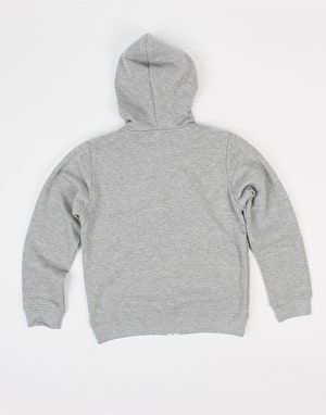 Element Nova IV Boys Zip Hoodie - Grey Heather