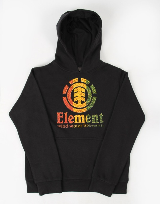 Element Woven Ho Boys Hood