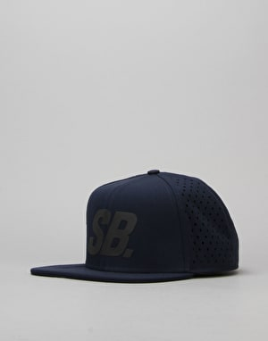 Nike SB Refect Perf Trucker Cap - Obsidian/Black/Reflect Black