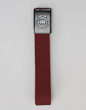 Element Beyond Web Belt - Brown/Purple