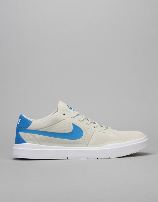 Nike SB Bruin Hyperfeel Skate Shoes - Summit White/Photo-Blue-White