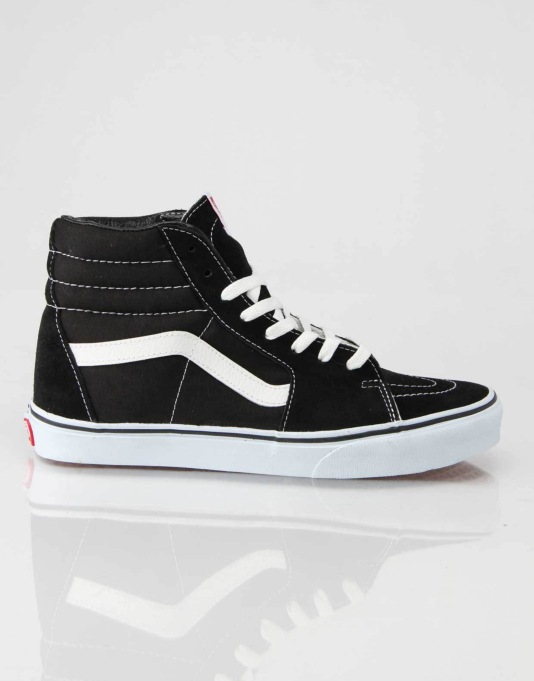 Vans Sk8 Hi-Top Skate Shoes
