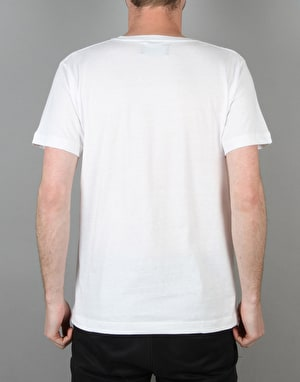 Route One Basic T-Shirt- White