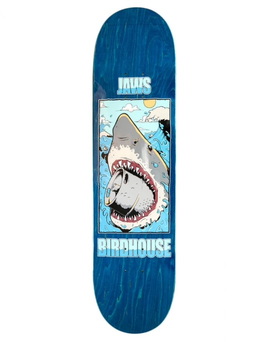 Birdhouse Jaws Thirsty Pro Deck - 8""