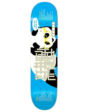 Enjoi Crossword Team Deck - 8.25
